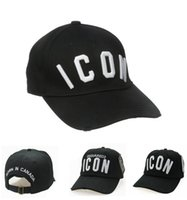 Wholesale Icon Logo - New Arrival 2016 Rare DEUS ICON Embroidery Logo Hat Men Women Black Sunless Baseball Adjustable 6 panel Snapback Caps Free shipping