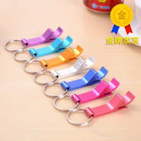 Wholesale Best Service Cans - 2016 Big tiger mini durable drinks beer opener and bottle opener key ring bottle opener cans high quality and best service openers