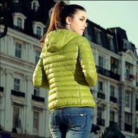 Wholesale Xs Women Black Winter Jacket - Cotton Hooded Women Jacket 2015 New Fashion Winter Casual Women Coat Slim Outwear chaquetas mujer.