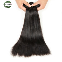 Malasia Remy Straight Hair Bundles Malasia Kinky Straight Hair Tejes baratos Rosa Hair Products Real Malasia Cabello Liso