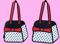 Wholesale cartoon 3d shoulder messenger bag for sale - Group buy 2017 New Arrival Cartoon Bag fashion D Jump Style D Drawing Cartoon D Shoulder Messenger Bag