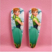 Wholesale New Fashion children Frozen Anna and Elsa mixed Hair plastic case Clips Girls Hair Accessories Clamps Hairpin girls lovely Ornament kld001