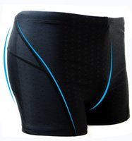 Traje de baño de los hombres Trajes de baño impermeables board shorts  bañadores swim briefs surf ropa de playa piscina marca Boxers hombre plug  tamaño XXXXL 3f19dece7e8