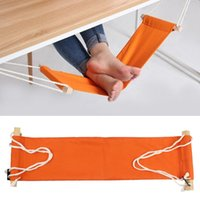 Wholesale Wholesale Desks For Home Office - Study Indoor Office Foot Rest Stand Desk Feet Hammock Easy to Disassemble for Home Library 65.5*15.5cm