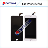 Wholesale Iphone Lcd Original Screen - Original AAA Quality for iPhone 6 Plus 5.5 inch LCD display touch Screen digitizer complete full set Assembly replacements Free Shipping