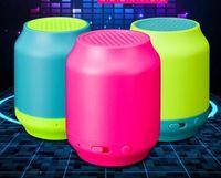 Wholesale Bass Products - 2016 Newest Product MINI Bluetooth speakers BT25 Super Bass Metal Mini Portable Beat Hi-Fi Bluetooth Handfree