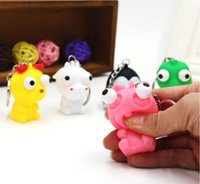 Wholesale Solar Water Toy - Big eyes smiling eyes crowded doll monster college vent funny funny toys cartoon cartoon dolls