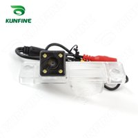 Wholesale Rear View Camera Opel - HD Car Rear View Camera for Opel Antara 2012 2013 Car Reverse Parking Camera Reversing Backup Camera Night Vision Waterproof KF-V1282