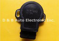 Wholesale Mitsubishi Lancer 4g63 - 1pc Brand New Throttle Position Sensors TPS Sensors MD614662 4G63 4G64 6G72 For Mitsubishi Lancer 1.6