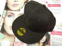 Wholesale Korean Tidal Hats - Solid Flat-brimmed Hat Hip-hop Baseball Cap Men and Women Korean Tidal Flat Brimmed Hat Creative Hater Snapbacks