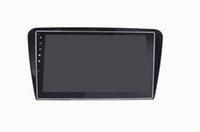 Wholesale Dvb Mp3 - Skoda Superb car dvd player with gps navigation Android 10.1'' touch screen Quad core cpu support 3G audio DVB-T,MP3   MP4