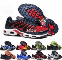 Wholesale New Lights Lighting Arrivals - New Arrival Max 2016 TN Men Running Shoes Cheap Original High Quality Maxes TN Runs Shoes Size 41-46 Free Shipping