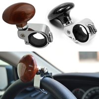Wholesale Auto Steering Wheel Spinner - Hickory Car Auto Steering Wheel Suicide Spinner Handle Knob Booster M00044 CAD