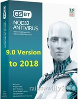 Wholesale The lastest Version Smart Security ESET NOD32 Set year user Name Password Global Seconds Send Online