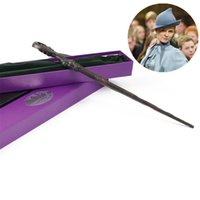 Wholesale Harry Potter Deluxe - Wholesale-New Quality Deluxe COS Fleur Delacour Magic Wand of Harry Potter Magical Wands with Gift Box Packing