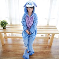 Wholesale Panda Costumes For Girls - nicorn for girls PSEEWE Cosplay onesie kids Flannel children's pajamas set Pikachu Totoro unicorn panda pajamas for boys girl sleepwear ...