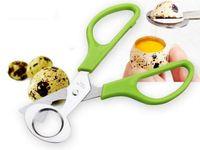 Wholesale Bird Opener - Pigeon Quail Egg scissor Bird Cutter Opener Kitchen Tool Clipper Cigar Cracker Blade