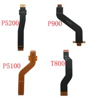 Wholesale Galaxy Tab Lcd Flex - NEW LCD Flex Cable Ribbon For Samsung Galaxy Tab 3 10.1 P5200 P5210 P5220.P900.P5100 N8000.SM--T800