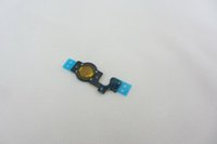 Wholesale Home Botton - Free shipping by ePacket, For Apple iPhone 5C Home botton Flex cable Parts Replacement