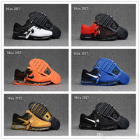 Wholesale Max Sneakers For Men - 2017 hot sale max KPU running shoes for men sports shoes top quality sneaker ,size Eur 40-47