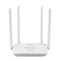 ingilizce firmware toptan satış-300 Mbps Kablosuz WiFi Router Ile 4 Antenler İngilizce Firmware Wi-fi Tekrarlayıcı Genişletici 5 Limanlar RJ45 802.11N Kolay Kurulum PIXLINK WR08