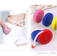 Wholesale Round Ruler - Round Shape Sewing Tailor Dieting Cloth Measuring Ruler Tape 60 inch Brand New Good Quality Hot Sales