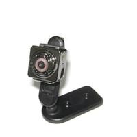 Wholesale Hd Cameras Miniature - SQ8 Miniature camera MINI DV HD 1080P mini car dvr camera driving recorder Motion detection free shipping mew hot