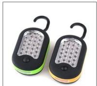 mıknatıslı araba toptan satış-27 LED ışık makinesi bakım lambası onarım araba ışıkları çalışma ışıkları onarım ışıkları çadır ışıkları acil el feneri mıknatıs kanca 5 adet