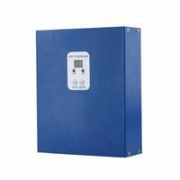 Wholesale Solar Panels 48v - Solar Panel Regulator Charge Controller 15A 12V 24V 48V Available with 100VDC Max. PV Input,30A DC Loads Working Current