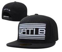 Wholesale Snapback Hats Wati B - WATIB Snapback caps wati b men & women's classic sports hats top quality many styles baseball cap hot sale