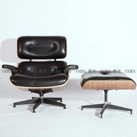 Wholesale Eames Lounge Chair and Ottoman Made in China Living Room Furniture