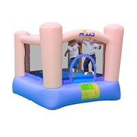 Wholesale toys castle set for sale - Group buy Inflatable Castles Playgrounds Toys Small In Door Games Rooms Children s Playground Indoor Equipment Small Trampoline