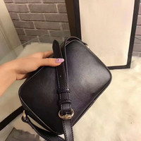 Wholesale small soft box - freeship 2017 newest stlye famous brand Most popul luxury handbags women bags designer feminina small bag with box