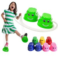 Wholesale Fun Jumps - Jumping Stilts Walk Stilt Jump Outdoor Fun Sports Toy for Kids Children