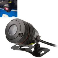 anti-kollisionslicht führte großhandel-Nebelscheinwerfer Auto Styling Anti Collision Signalanzeige Fahrsicherheit 4 Muster Warnlicht Rücklicht LED-Licht Auto Laser