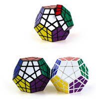 Wholesale Special Gear - 2017 new style Special racing Rubik's Cube Puzzle Magic Cube 3 x 3 x 3 Gears Rotate Puzzle Sticker Adults Child's Educational Toy Cube