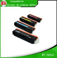 Wholesale Toner Cartridge For Brother - Brother TN315 , Compatible Toner Cartridges for Brother TN315BK TN315C TN315M TN315Y Toner Cartridge For HL-4150cdn 4570cd , BK -6,000 C M