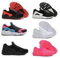 Wholesale Cheap Running Shoes For Womens - Free Shipping 2016 air huarache Running Shoes For Womens Men, Cheap Original Top Quality Air Huaraches Women Men Shoes