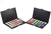 Wholesale 28 color eyeshadow palette wholesale - 2016 hot Professtional 28 Color Eyeshadow Palette Natural Warm Eyeshadow Palette Eye Shadow Makeup Free Shipping DHL