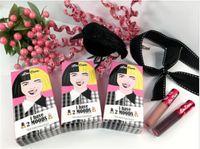Wholesale I Mood - Raven marshmallow I have 2 MOODS velvetiness liquid matte lipstick select one shade 2pcs set free shipping DHL