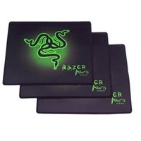 Wholesale pcs cs - PC mouse mat pad Razer 210X250X1.5mm Goliathus Locking Edge Gaming Speed Version Mousepad For Lol CS Dota2