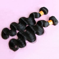 Wholesale Indian Brazil Hair - 8A Human Hair Brazil Malaysia Indian Hair Virgin Human Hair Cambodian Hair Body Wave Bundles Hair Body Wave Bundles Best Quality