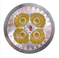 Wholesale 12v Mr16 Bulb Lumen - High lumen cree MR16 led spot light lamp 12V 5W Spotlight Bulb Lamp warm  cool white