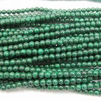 "Wholesale 2mm Jasper Beads - Wholesale-Lovely 2mm hot sale malachite jade stone round loose beads Jasper diy Jewelry 15"" GSR2mm01"