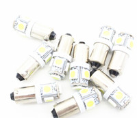 Wholesale Warm Led Bulbs Ba9s - 9pcs lot Car Lamps T11 Car Bulbs BA9S 5050 SMD LED Tower Indicator Interior Bulb Lamps
