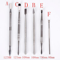 Wholesale Tools Wholesaler Usa - Wax Dabbers usa wax atomizer dabber tool stainless steel tool dry herb tool the lowest price dab tools vax atomizer