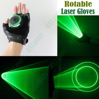 oxlasers green laser - OXLasers auto moving green laser gloves palm laser for DJ dancing club rotating laser show light great pub party laser devices