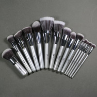 Wholesale Make Up For Eyes - Brand Makeup Brushes it cosmetics brushes for ulta airbrush blending powder foundation contour eyeshadow eye brow make up brushes.