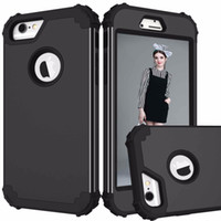 Wholesale G6 Light - Hybrid Defender Rubber Impact Armor case for Iphone x 10 7 8 6S Plus Galaxy S8 Plus Note 8 LG G6