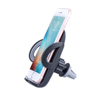 Wholesale galaxy s4 air - Universal Air Vent Car Mount Mobile Phone Holder for iPhone 7 6 5S 5C for Samsung Galaxy S7 S6 S5 S4